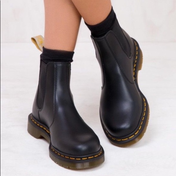 Chelsea Martens Dr Boot Us 2976 New Shoes Black 6uk Dr 4 pdqAXX